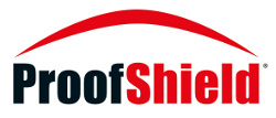 Proof Shield Footer Logo